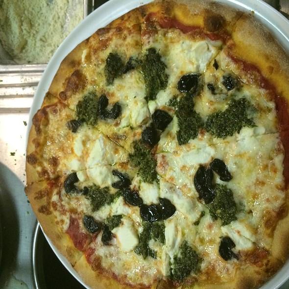 Pizza @ Rachel's Cafe