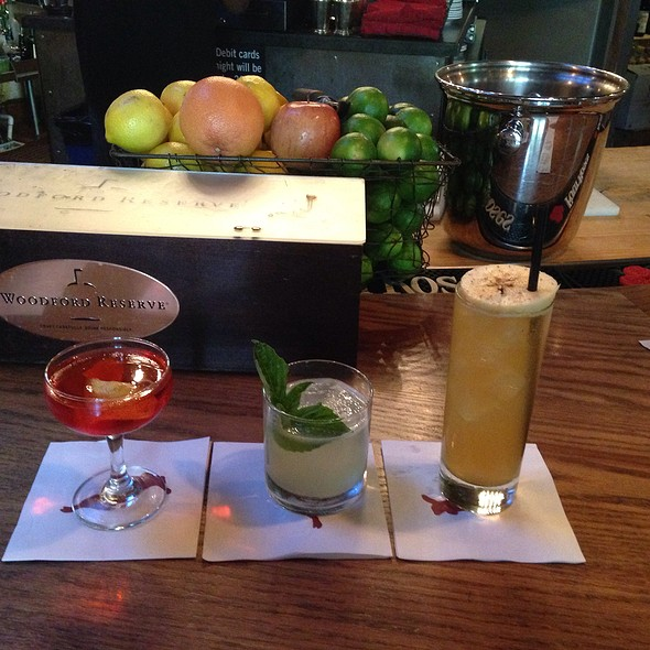 $5 cocktails