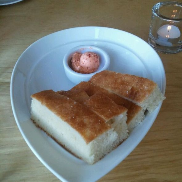 Sundried Tomato & Fennel Butter - Solo Bistro, Bath, ME