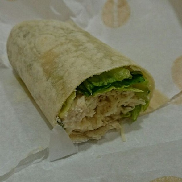 Chicken Ceaser Wrap