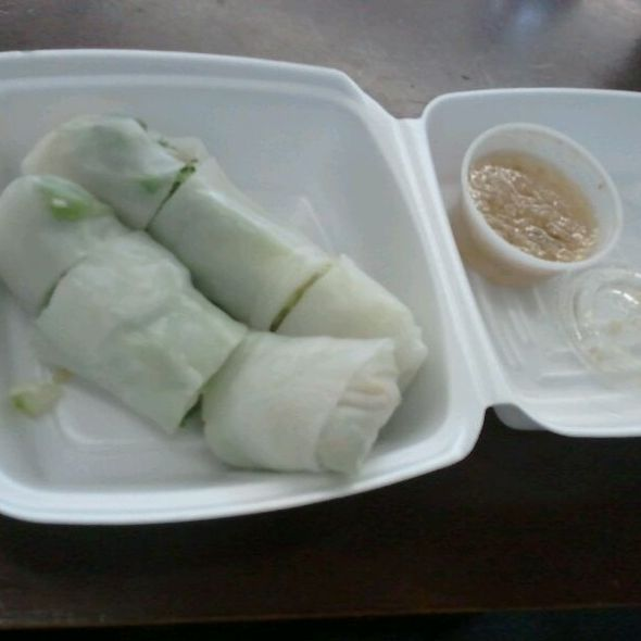 Bangkok Cafe Menu Ferndale Mi