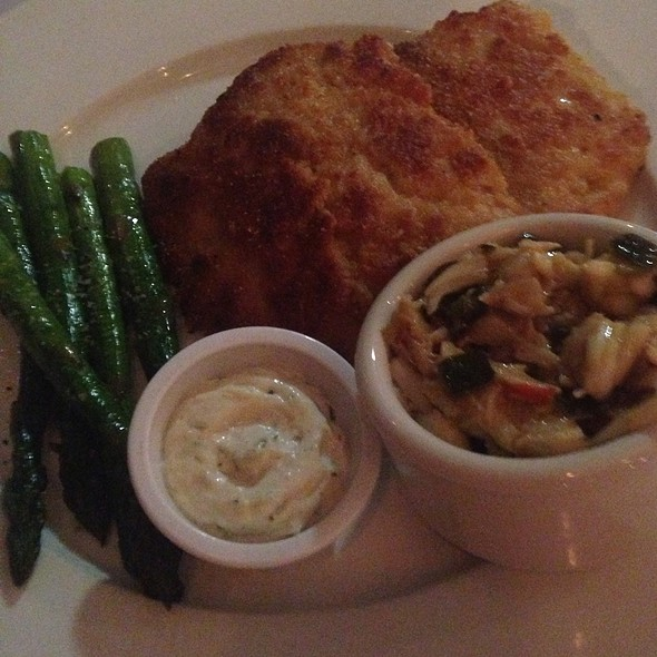 American Red Snapper Michael - Gaido's Seafood Restaurant, Galveston, TX
