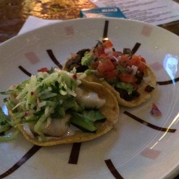 Carne Asada Taco And Fish Tacos - Border Grill - Santa Monica, Santa Monica, CA