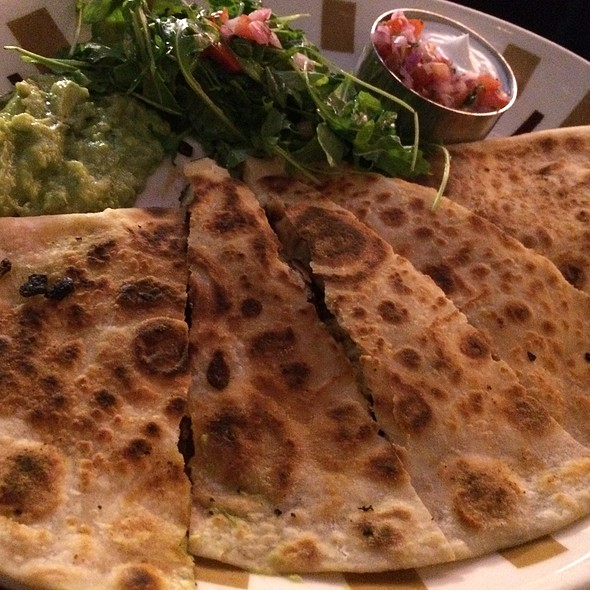 Carne Asada Quesadilla - Border Grill - Santa Monica, Santa Monica, CA