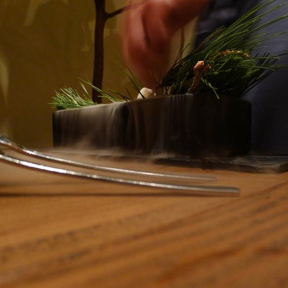 Pinesicles @ Atelier Crenn