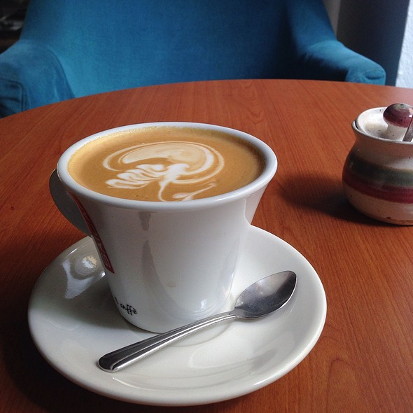 Cafe Latte @ Finca Cialitos