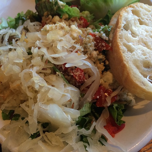 Salad With Sauerkraut