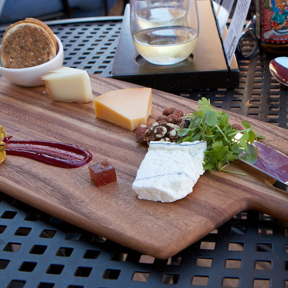 Cheese Board @ House of Oliver