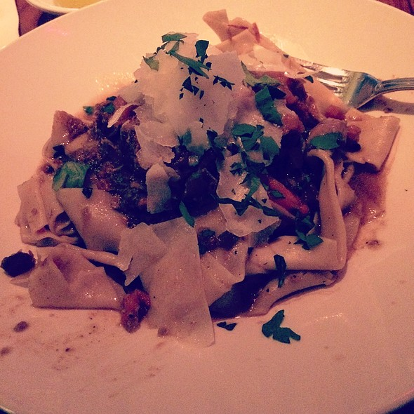 Papardelle Veal Ragu @ Melt