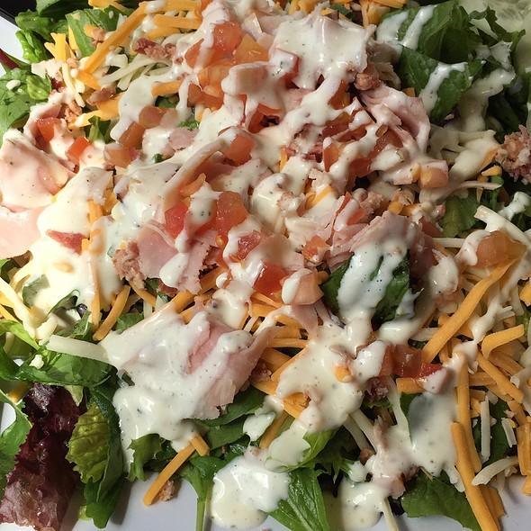 The Club Salad @ McAlisters Deli