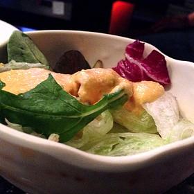 Salad - Osaka Japanese Sushi and Steakhouse, Brookline, MA
