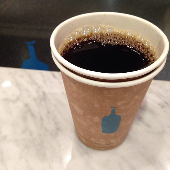 Three Africans Blue Bottle Coffee