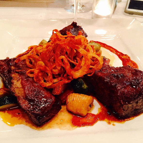 Short Ribs - Tierra Sur at Herzog Wine Cellars, Oxnard, CA
