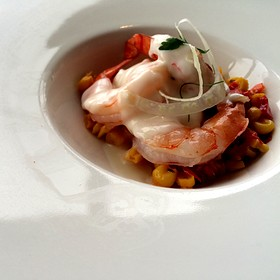 Chilled Poached Shrimp - Coach Insignia, Detroit, MI