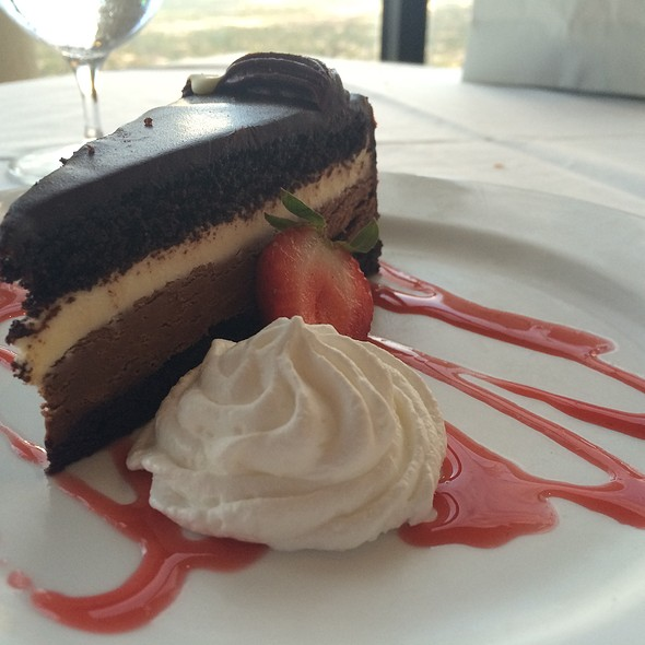 Chocolate Mousse Cake - Coach Insignia, Detroit, MI