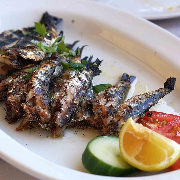 Grilled Sardines @ Taberna Delphini