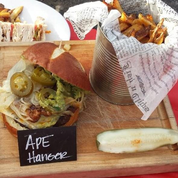 Ape Hanger Burger - Paisans Pizza - Berwyn, Berwyn, IL