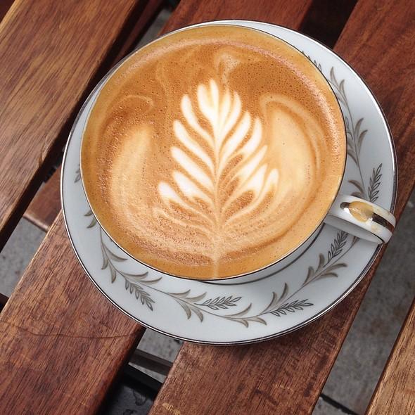 Cappuccino @ Melange Market