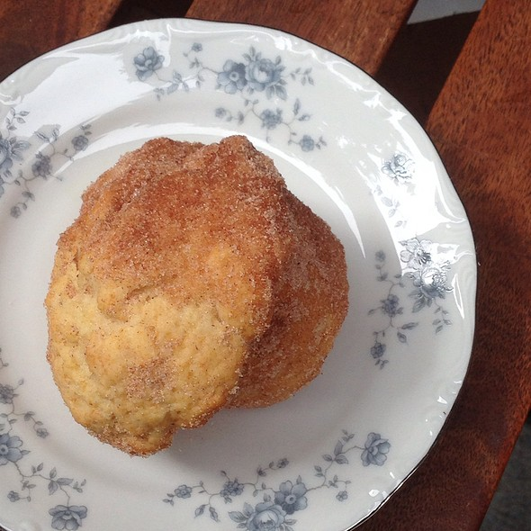 French Muffin @ Melange Market