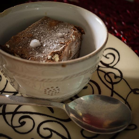 Bolo De Chocolate Da Sandra Picante @ Casa de Pasto Da Palmeira