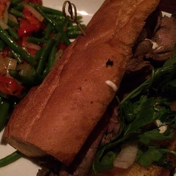 Roast Beef Sandwich @ Be Our Guest (Magic Kingdom)