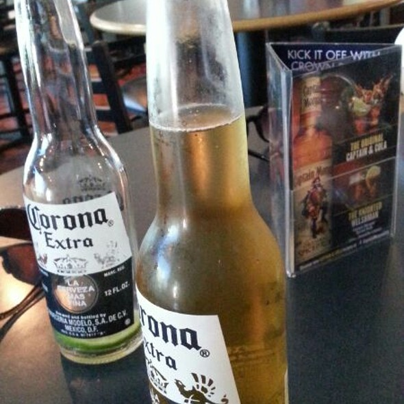 Coronas / Before And After @ The Hangar