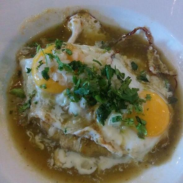 Huevos De Indio @ Antojería El Centro