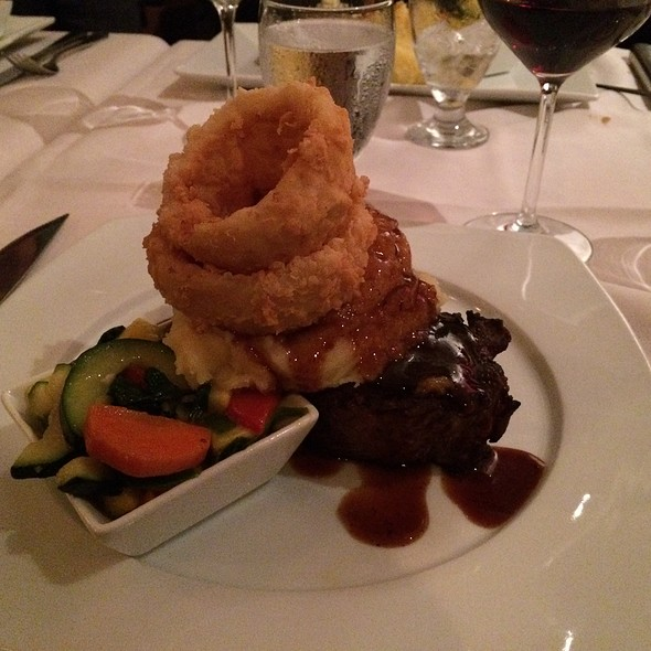 New York Strip Steak - The Pier House, Cape May, NJ