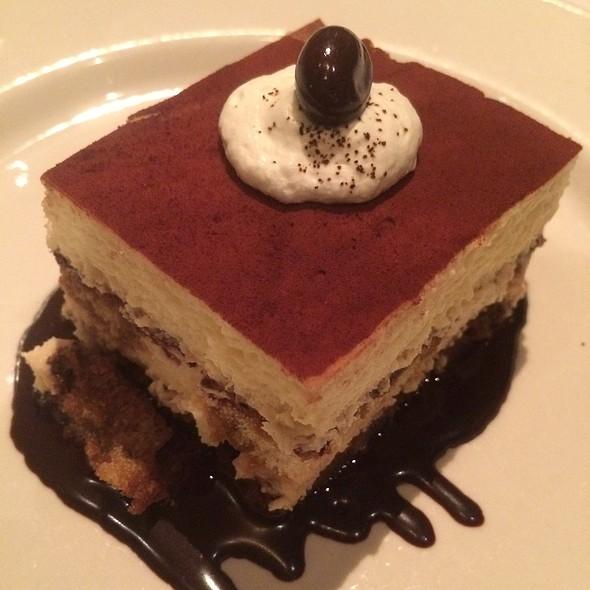 Tiramisu @ Lidia's Restaurant
