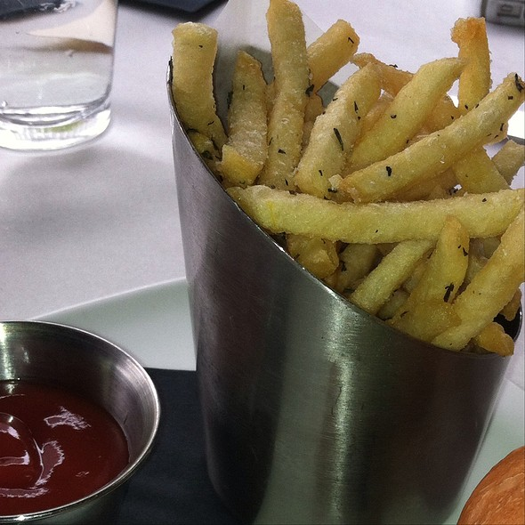 French Fries - Chambers Eat + Drink, San Francisco, CA