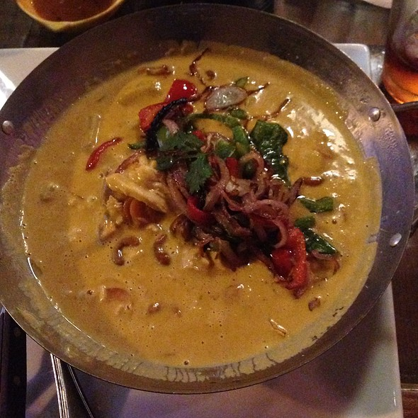 Massaman Curry @ Ketmoree Thai Restaurant and Bar