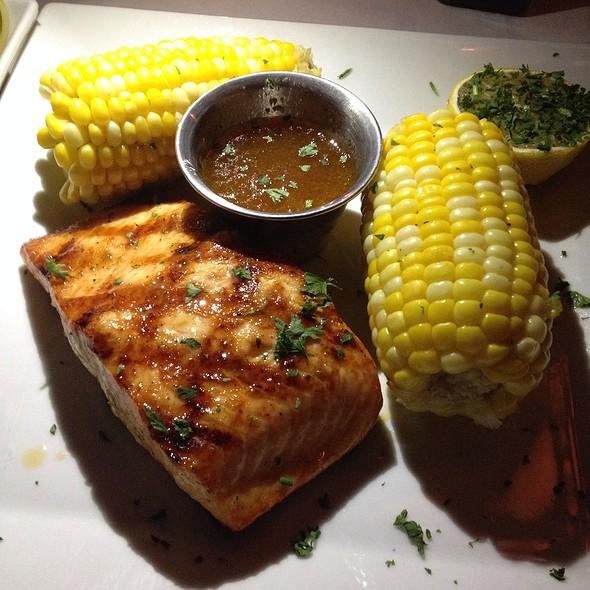 Salmon - Grillfish Miami Beach, Miami Beach, FL