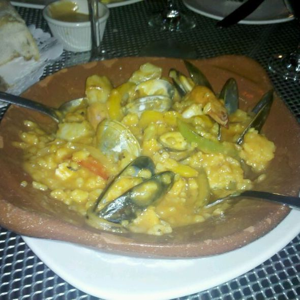 Seafood Combination Platter - Ibiza Tapas Restaurant & Wine Bar, Pittsburgh, PA