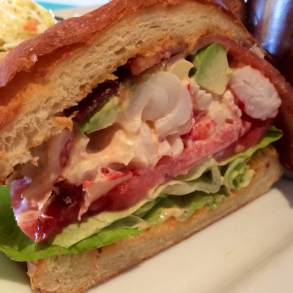 Lobster BLT @ Smith & Wollensky