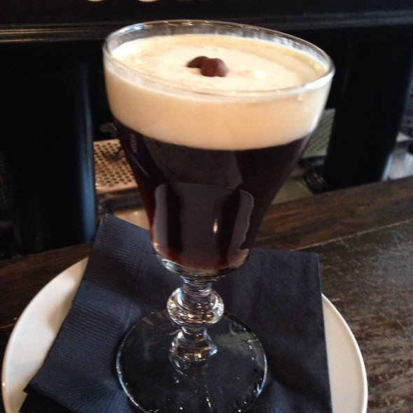 Irish Coffee - Irish Heather, Vancouver, BC
