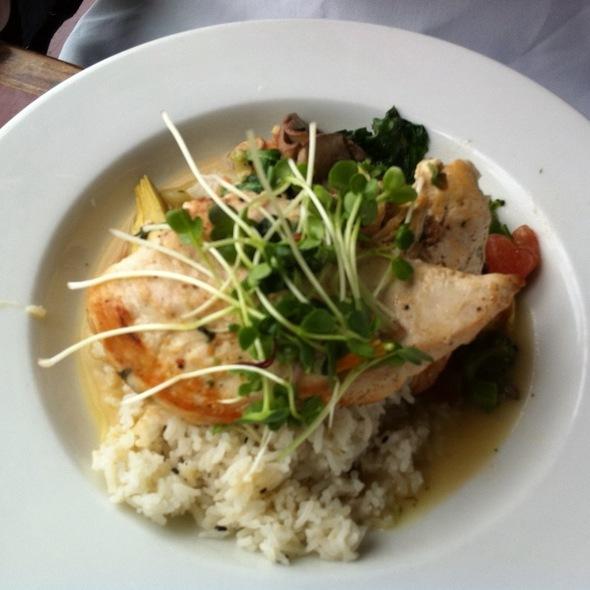 Chicken Platter - Fish Hopper, Monterey, CA