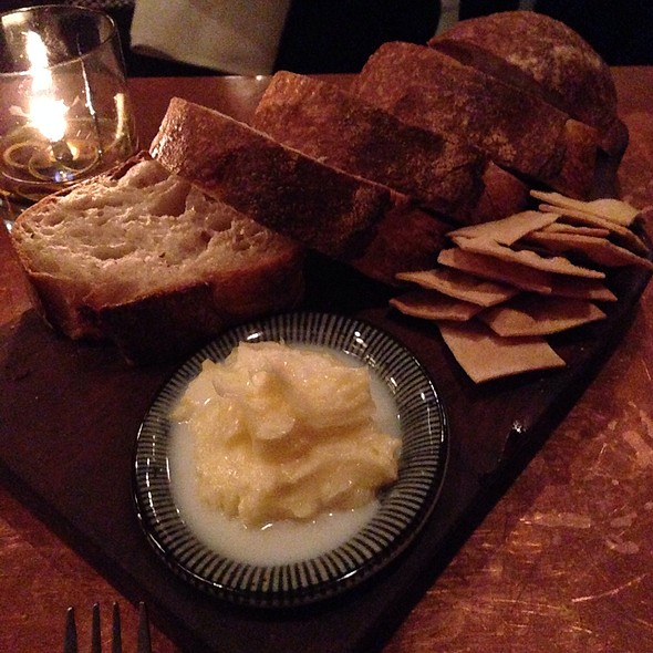 Ken's Bread, Our Crackers, Handmade Butter - Park Kitchen, Portland, OR