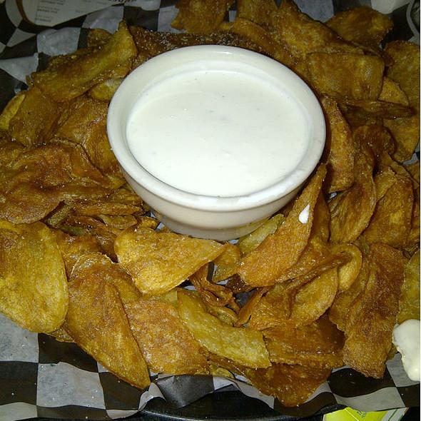Potato Chips - Hudson Grille - Sandy Springs, Sandy Springs, GA
