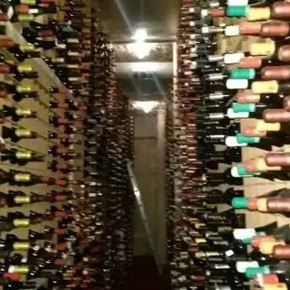 Wine @ Bern's Steak House