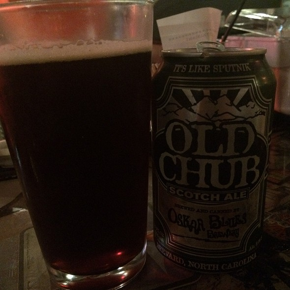 Old Chub Scotch Ale - Beer - Burger & Beer Joint - South Beach, Miami Beach, FL