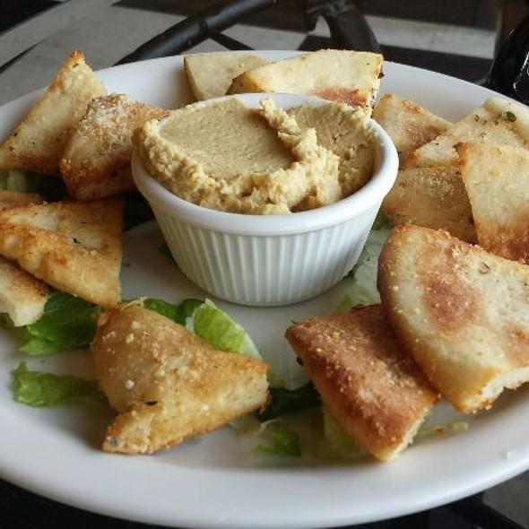 Hummus @ Antonios Greek Bakery