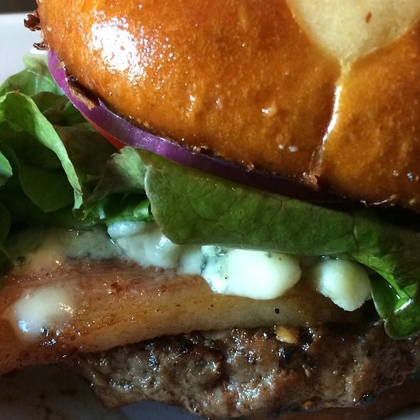 Bleu Cheese & Bacon Burger  - Kil@Wat, Milwaukee, WI