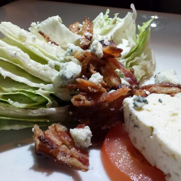 Wedge Salad - Shuckers, Seattle, WA