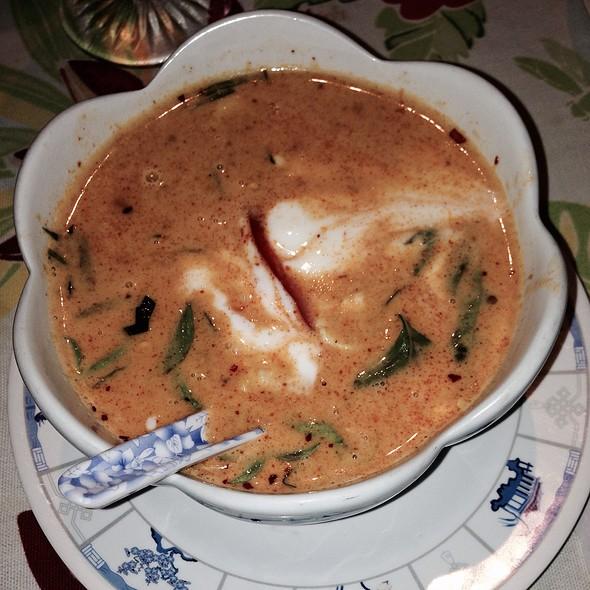 panang curry @ Thai Nakorn