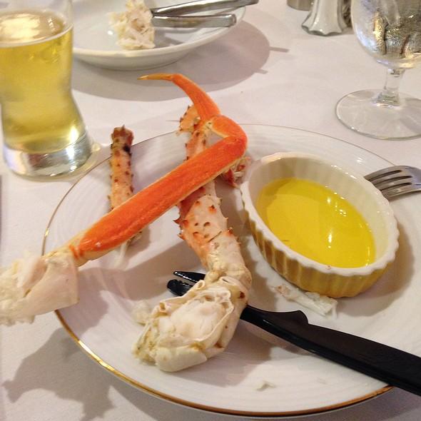 Crab Legs - 100 Sails Restaurant & Bar, Honolulu, HI