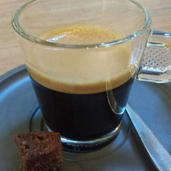 Espresso @ Pandaréu