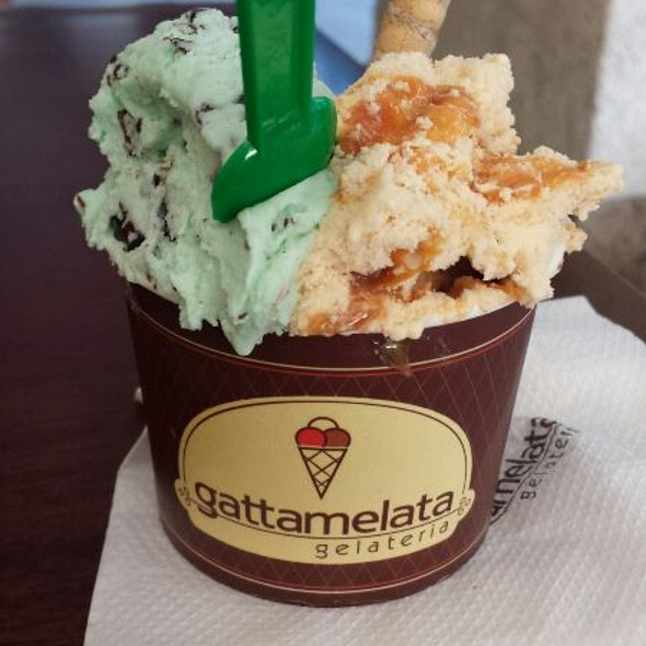 Ice Cream @ GattaMelata