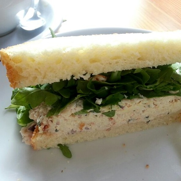 Chicken Salad @ Rosella Coffee