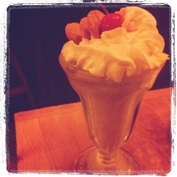 Banana Pudding @ Slows Bar-b-q
