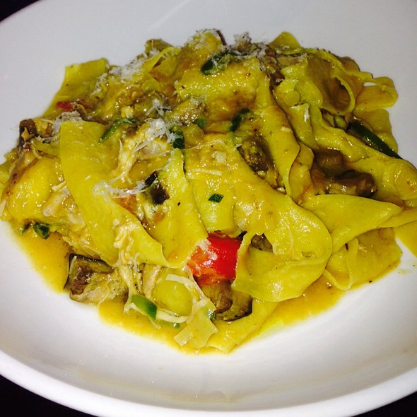 Rabbit Pappardelle - Bar Cento, Cleveland, OH